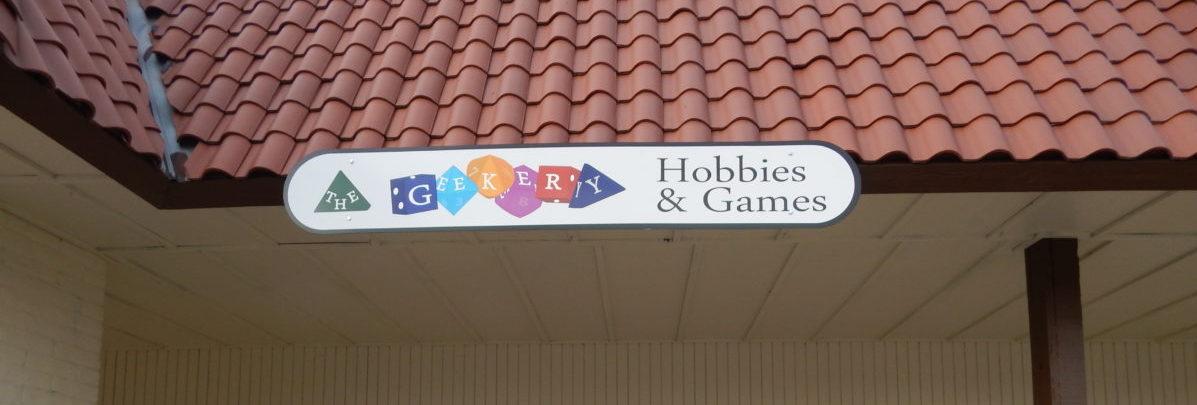Geekery Hobbies and Games Shawnee