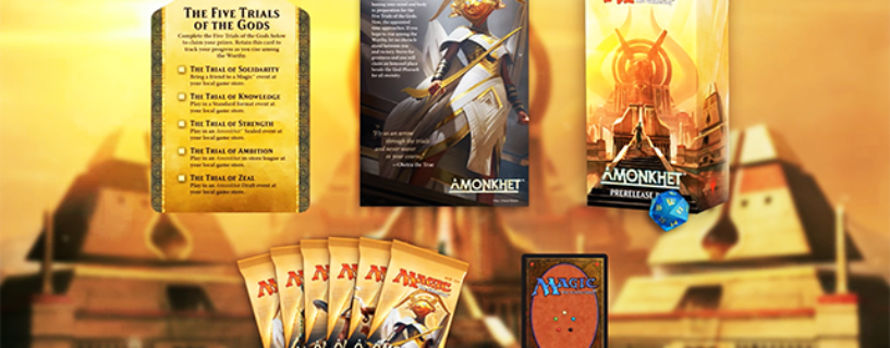 The Amonkhet Pre-release